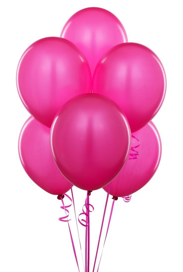 ♚ ♛ ♡ Decorar con globos violetas y fucsia. - Cumple Temático Dra. Juguetes ♡ ♛♚ www.unabuenafiesta.com.ar