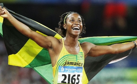 Shelly-Ann Fraser-Pryce, Olympic Gold Medalist