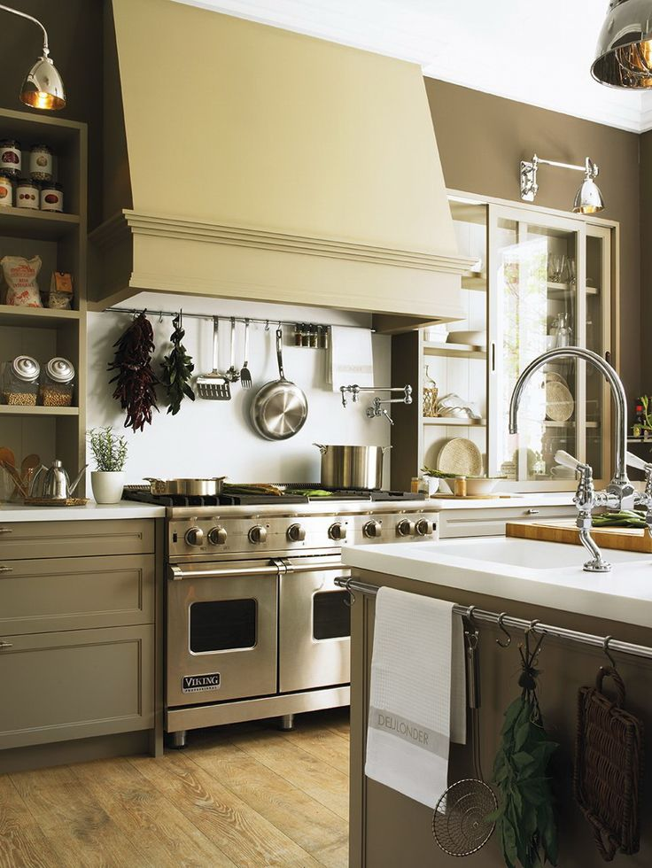 49 best kitchen design images on Pinterest | Kitchens, Farmhouse ...