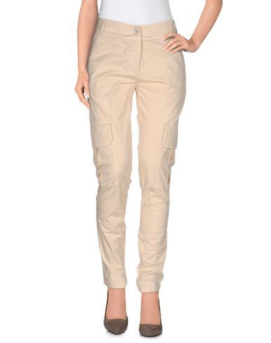 SARAH JACKSON Women's Casual pants Beige XL INT