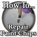 How To Repair Paint Chips