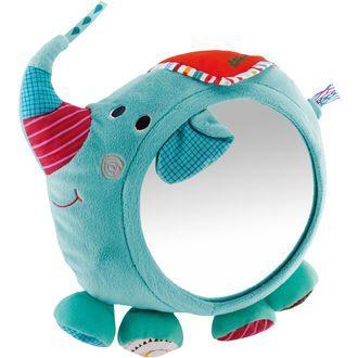Spiegel Elefant Albert - Fröhlicher Elefant mit Spiegel im Bauch ♥ sorgfältig ausgewählt ♥ Jetzt online bestellen!