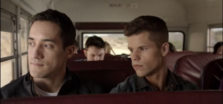 """Danny and Ethan Teen Wolf 