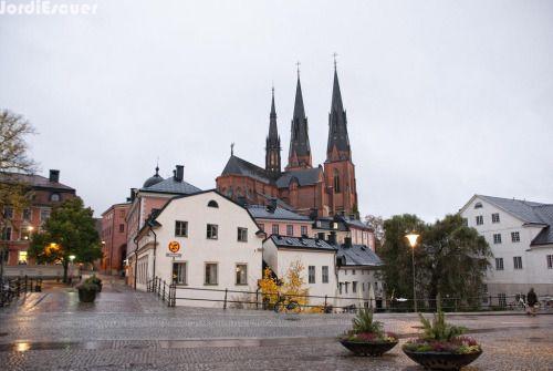 Uppsala, Sweden (by Jordi E)