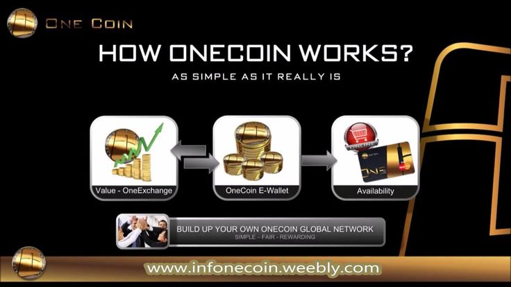 How OneCoin Works