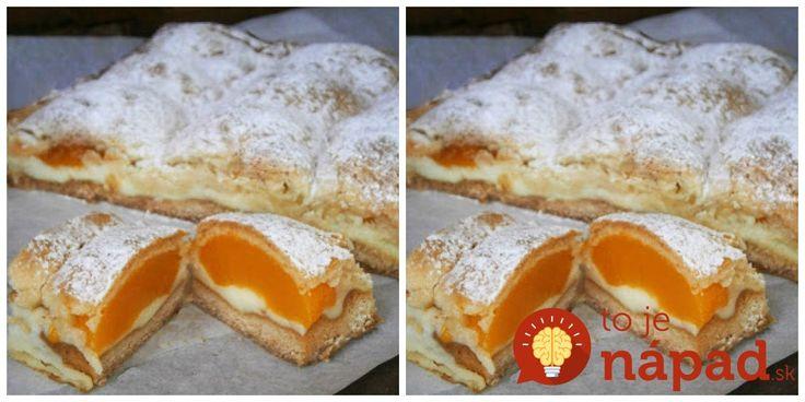 Výborný, krémový koláčik s jemným krémom a šťavnatým ovocím. Ochutnajte, je výborný, akurát sladký a na prípravu úplne jednoduchý!
