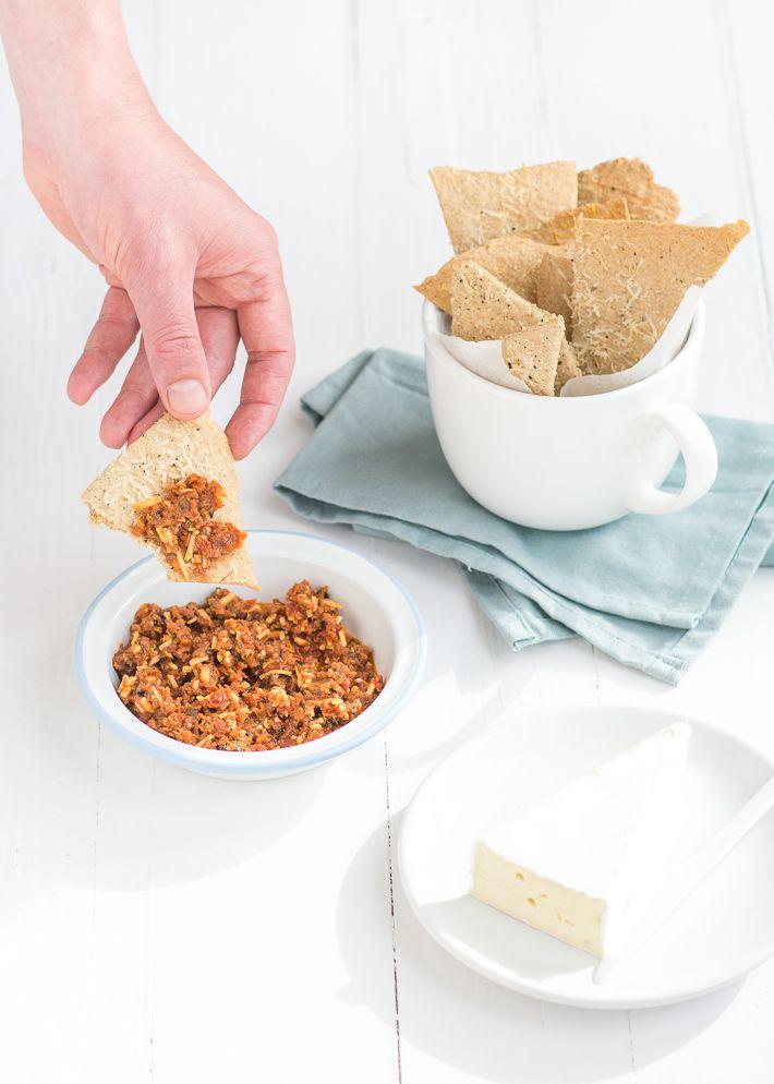 Havermoutcrackers - oat crackers