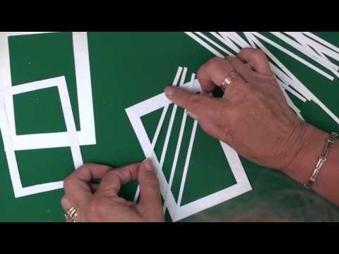 Making a Frame Tutorial (card-making-magic.com)