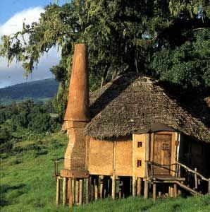 magic. It's Hagrid's House: Lodges An Eco, Eco Friends Hotels, Ecolodg, Eco Resorts, Eco Hotels, Ngorongoro Lodges, Crater Lodges An, Eco Lodges, Ecofriend Hotels
