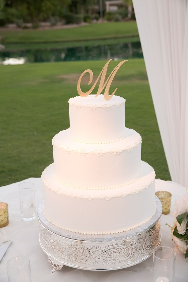 wedding cakes in lagunbeach ca%0A Poolside Ceremony   Amazing OpenAir Tented Reception in California