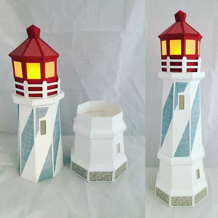 1000 images about svg cuts 2016 on pinterest buses for 3d paper lighthouse template