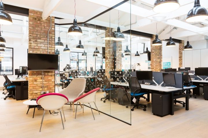 Xero office by ThirdWay Interiors, London – UK » Retail Design Blog