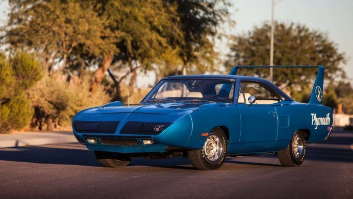 Roadrunner lines were already highly successful and Superbird came as a modification to that. Surely this made The Plymouth Hemi Super Bird, one of the unbelievable vintage cars of all ages. The purpose of the new design was to convert it into a race car. The Superbird was holding a 426 cubic inch Hemi engine and a plenty of high performing MOPAR parts. Superbirds came on the market in the year 1970 with a total production of 135 units.