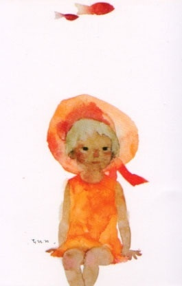 Chihiro Iwasaki (died in 1974) Japanse illustrator