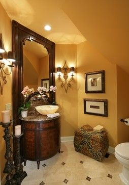 Powder Room Design Ideas Pictures Remodels And Decor Eclectic Home Decor