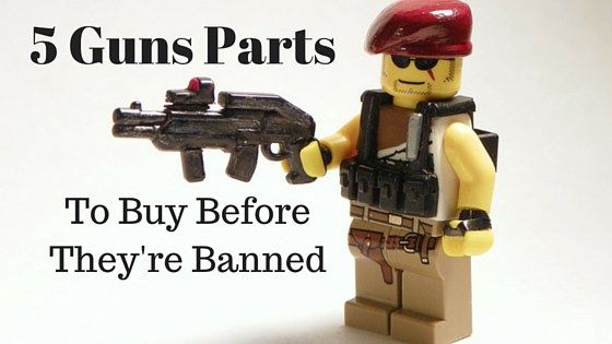 5 gun parts to buy before they're banned