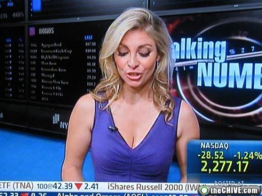 Big tits broadcaster - 4 3