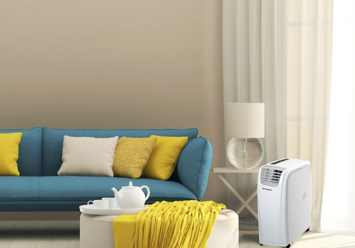 3kW Reverse Cycle Portable Air Conditioner with Dehumidifier