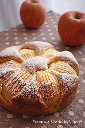 ✿簡単✿焼くまで15分!りんごケーキ♡ by かげっち [クックパッド] 簡単おいしいみんなのレシピが231万品