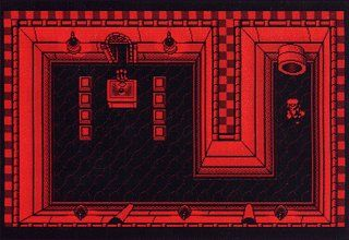 some of the few images that exist of the cancelled Mario Virtual Boy game: