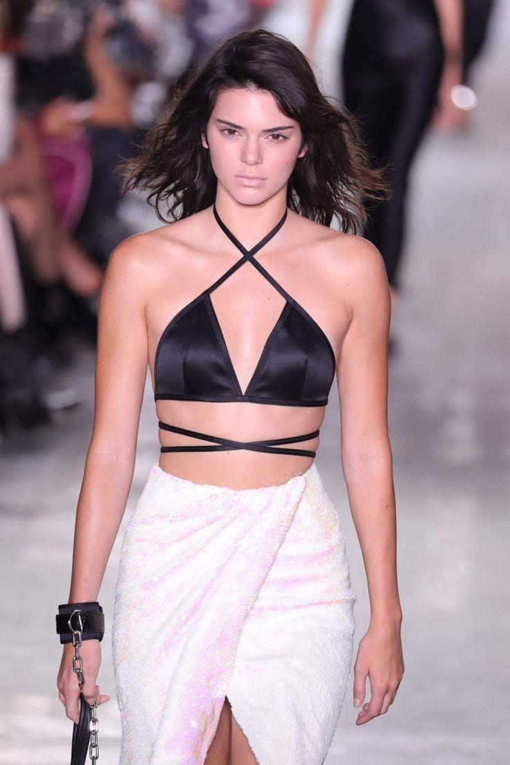 Lujo Kendall Jenner Vestidos De Baile Regalo - Colección de Vestidos ...