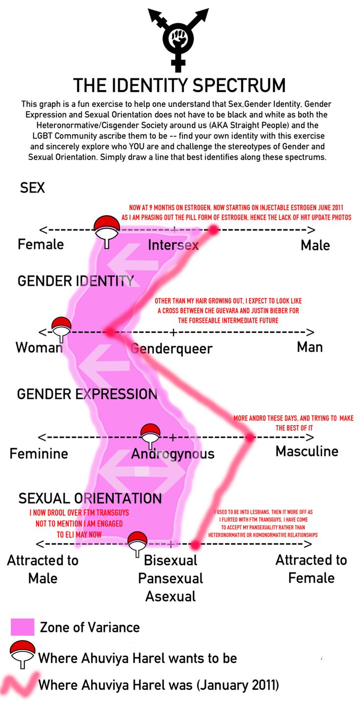 Comprehensive Guide To Sexual Orientation, Gender Identity Sexuality Terms Definitions