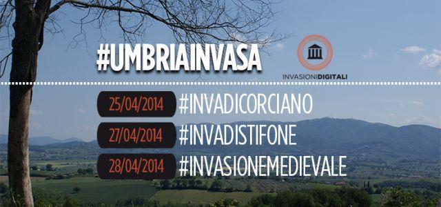 #invasionidigitali , Umbrians passion!