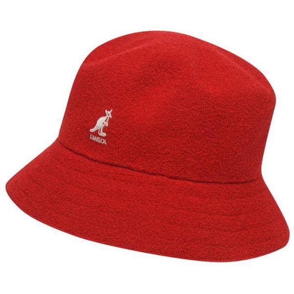 Kangol Boucle Bucket Hat 20 Liked On Polyvore Featuring Accessories Hats Kangol Fishing Hats Kangol Hats Fisherman Hat Kangol Kangol Hats Bucket Hat