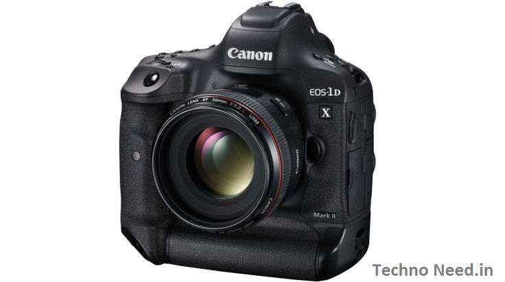 Canon Release The EOS-1D X Mark II in 2016