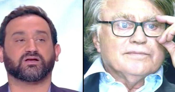 L'animateur télé a appelé en direct le secrétaire général du rassemblement Bleu Marine pour le ridiculiser.