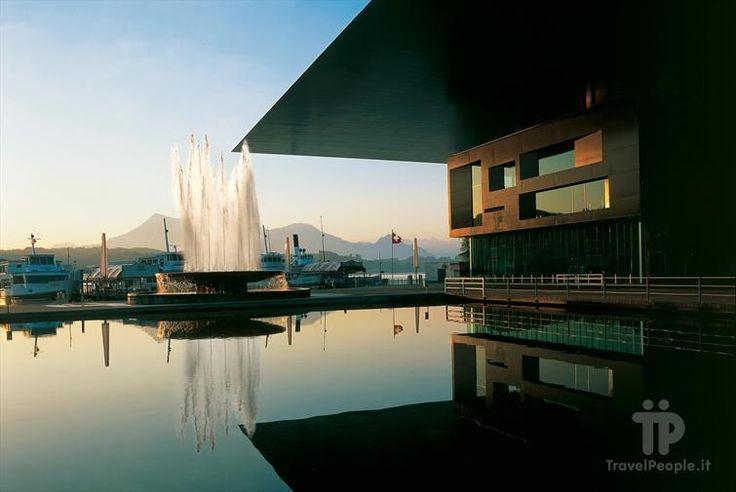 Centro d'Arte e Congressi - Lucerna