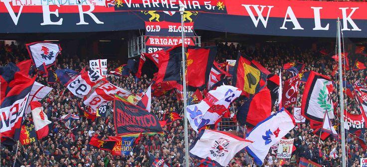 @Genoa i tifosi del Grifo #9ine