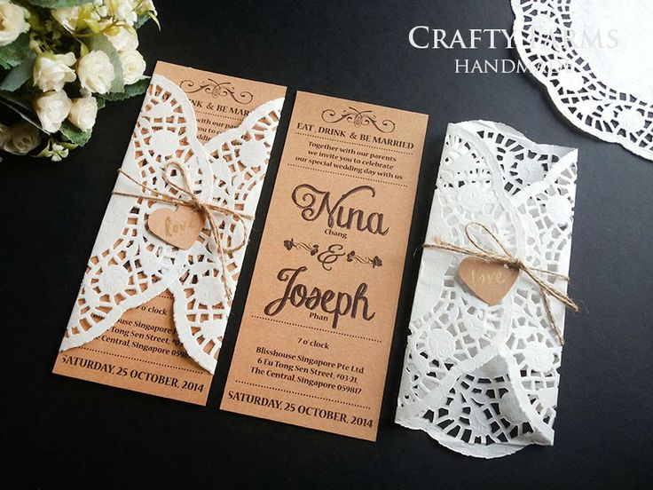 Simple And Budget Wedding Invitation Cards In Kuala Lumpur