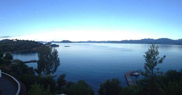 View from #Sovalye Island to #Letoonia (#Fethiye, #Turkey)