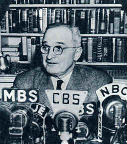 """Historians often consider it as the start of the Cold War, and the start of the containment policy to stop Soviet expansion. President Harry S. Truman told Congress the Doctrine was """"to support free people who are resisting attempted subjugation by armed minorities or by outside pressures.""""Truman reasoned, because these """"totalitarian regimes"""" coerced """"free peoples"""", they represented a threat to international peace and the national security of the United States."""