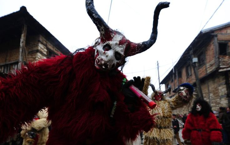 Pagan Celebration From Macedonia That Will Terrify You – Slavorum