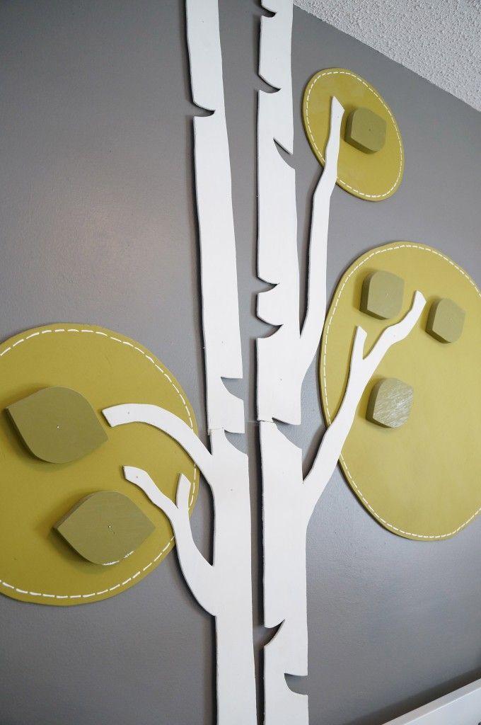 Project Nursery - Custom 3D wall art