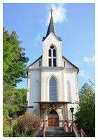 Biely Potok - kostol Nanebovzatia Panny Márie