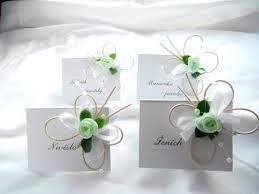 Výsledek obrázku pro svatební jmenovky na stůl
