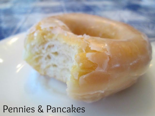 Soft Glazed Donuts - Anyone can make these, and the taste is out of this world!