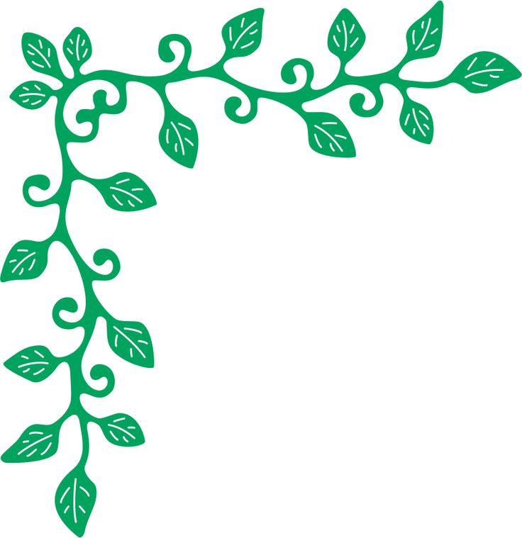 Ivy Corner Flourish - B315 - Cheery Lynn Designs