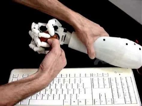 Make your own robotic hand