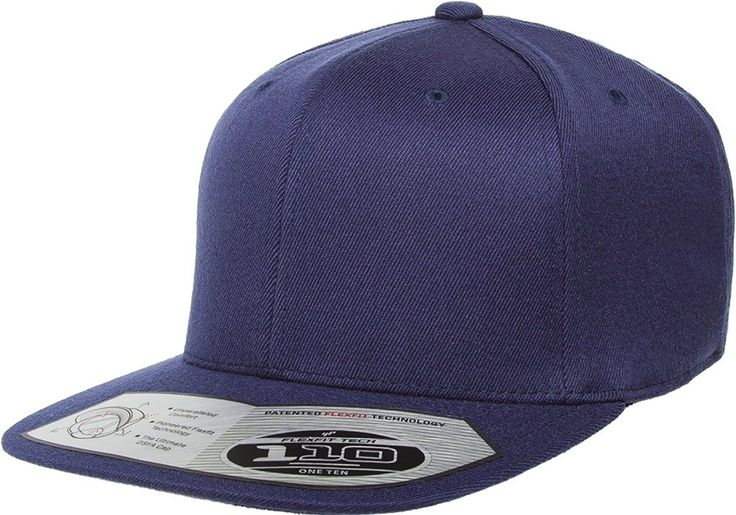 Buy this Flexfit 110F Navy One Ten Snapback! Go get it now only at www.TheCapGuys.com. Adjustable + Flexfit Technology. Classic shape. Matching plastic snap & undervisor. Hard buckram. Moisture-absorbent elastic sweatband. Premium wool blend. #flexfit #snapback #grey #oneten #110F #logo #hat #cap #navy #fashion #swag #me #style # #tagsforlikes #me #swagger #jacket #shirt #dope #fresh #swagger