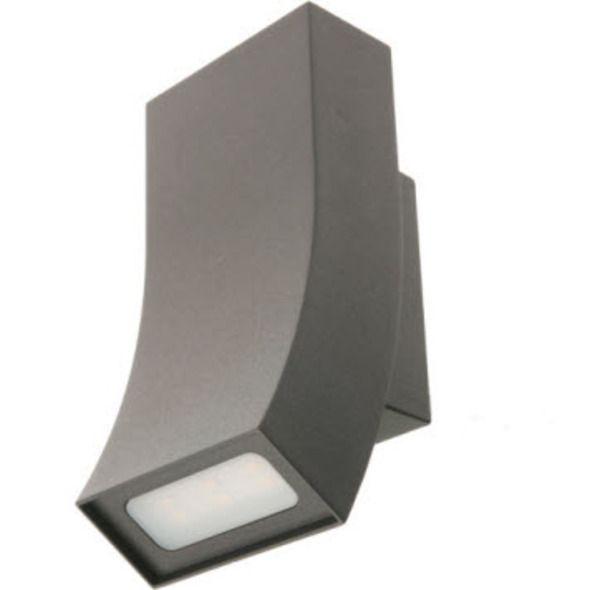 Hillstone 12OL is a 12 watt energy efficient LED outdoor light made from power coated high grade anodized aluminium.