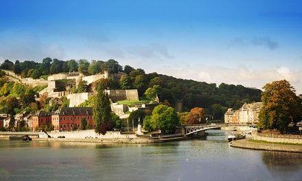 Namur : 1 ou 2 nuits avec petit déjeuner et accès piscine, check-out tardif en option, au Hampton's Hotel pour 2 pers.