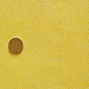 Papier japonais washi plumetis jaune