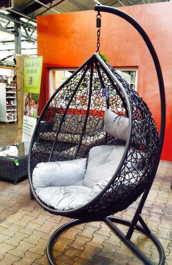 Geweldig deze Tuin schommel  hangstoel! Je vindt  u0026#39;m op onze Tuinmeubelenafdeling, waar trouwens