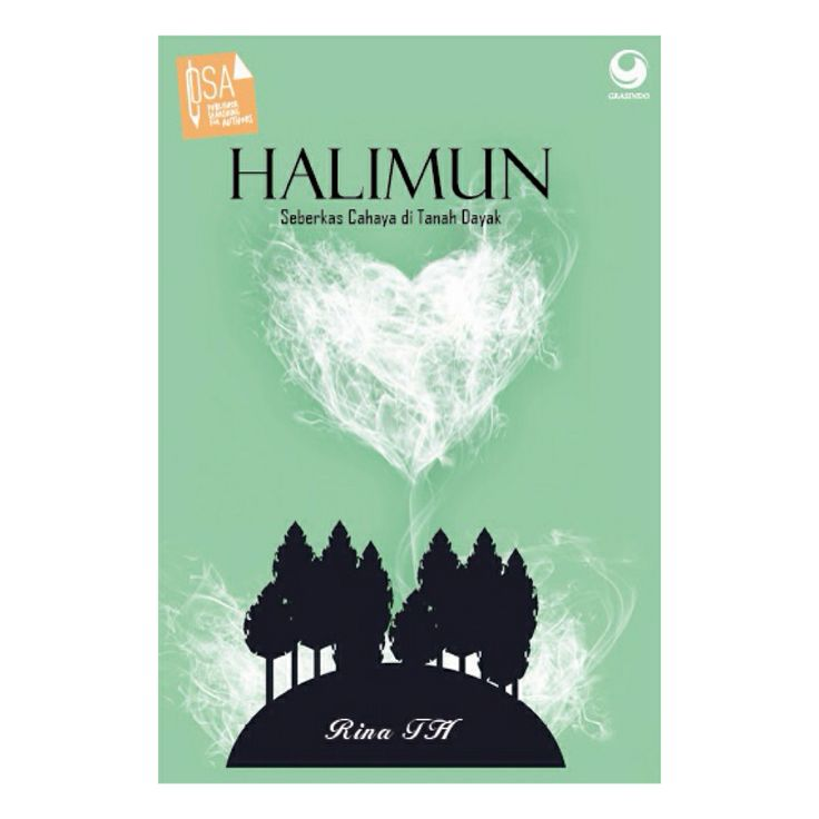 Halimun by Rina TH | Available at Grasindo Publisher 021-53650110/11 ext 3901/3902