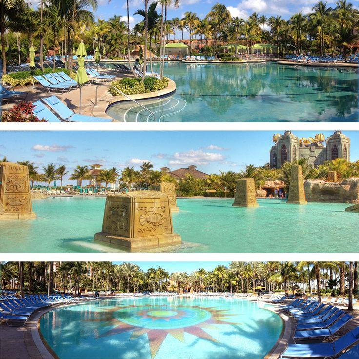 Great Relax, Unwind, And Have Fun At One Of Our 11 Amazing Pools! # · Atlantis  Resort BahamasParadise IslandWedding IdeasVacation ...