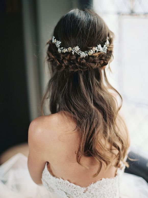 Liv Hart Spring Summer 2016 Enchanted Atelier Bridal Accessories - Photographed by Laura Gordon 3